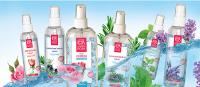 Воды с эфирными маслами КрРоза