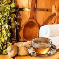 Чай для сауны и бани