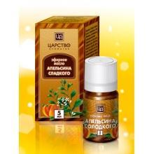 Эфирное масло Апельсин сладкий 5 мл Царство ароматов