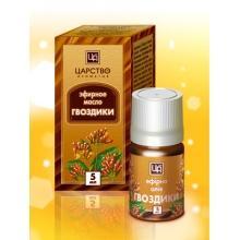 Эфирное масло Гвоздика 5 мл Царство ароматов