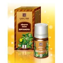 Эфирное масло Бергамот 5мл. Царство ароматов купить