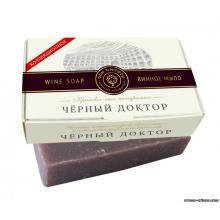Мыло с вином Черный доктор ANTI AGE КОМПЛЕКС
