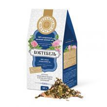 Коктебель Чай в пачках Флорис