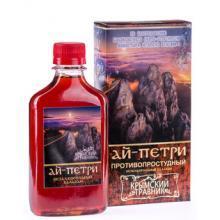 Питьевой бальзам АЙ ПЕТРИ противопростудный 200мл Крымский травник купить