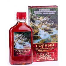 Питьевой бальзам ГОРНЫЙ жизнь без онкологии 200мл Крымский травник купить