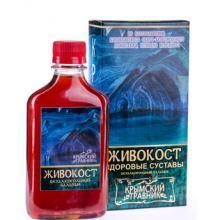Питьевой бальзам ЖИВОКОСТ (здоровые суставы), 200мл. КТ