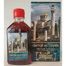 Питьевой б. СВЯТОЙ ИСТОЧНИК (чистые сосуды), 200мл. КТ
