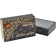 Натуральное мыло ручной работы Сакские грязи 75г Крымская натуральная коллекция купить