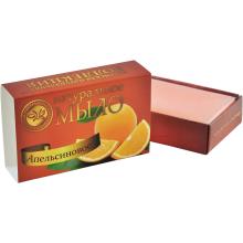 """Натуральное мыло ручной работы """"Апельсиновое""""75г"""