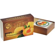 """Натуральное мыло ручной работы """"Абрикосовое""""75г"""