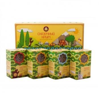 Набор травяного чая Сказочный Крым Травы горного крыма купить