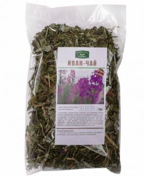Иван-чай (лист) 70г Травы горного крыма купить