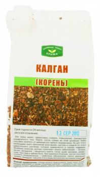 Калган (корень) 125 г Травы горного крыма купить