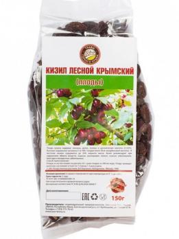 Кизил (плоды) 150 гТравы горного крыма купить