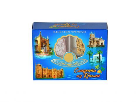 Крымские сладости сладости из Крыма жемчужина синяя 75 гр Крымский десерт купить