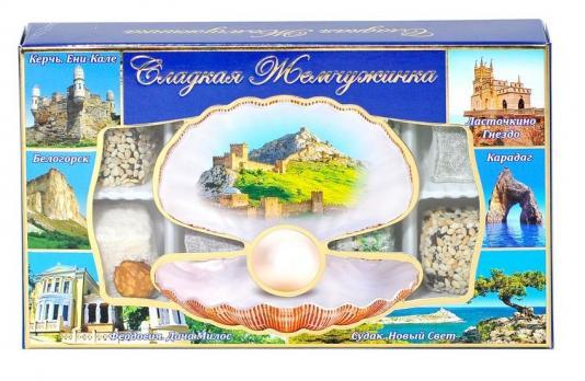 Крымские сладости сладкая жемчужина Судакская крепость 140 гр Крымский десерт купить