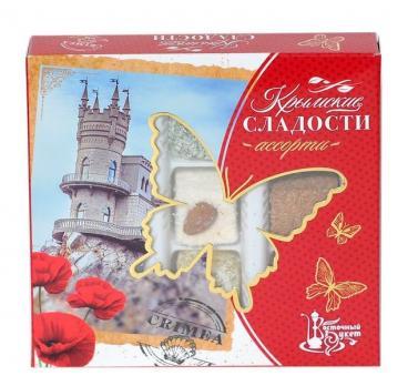 Крымские сладости  ассорти Ласточкино гнездо 160 гр Крымский десерт купить
