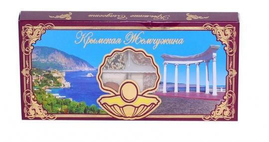 Крымские сладости крымская жемчужина Алушта Аю-даг 210 гр Крымский десерт купить