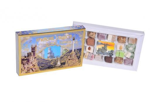 Крымские сладости эксклюзив Gold Ялта  Севастополь 370 гр Крымский десерт купить