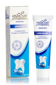 Зубная паста БИОКАЛЬЦИЙ