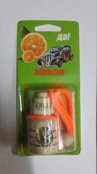 Апельсин Ароматизатор в машину Крымкосметикс