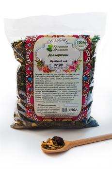 Мужская сила чай 100г Крымские традиции