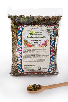Семейная благодать чай 100г Крымские традиции