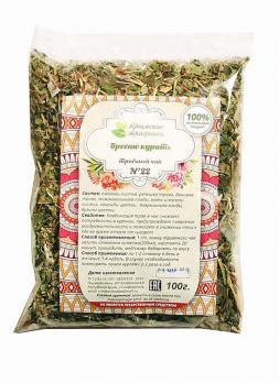 Бросаю курить чай 100г Крымские традиции