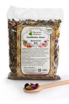 Счастливые почки чай 100г Крымские традиции