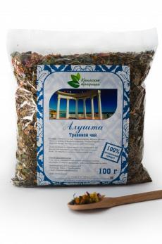 Алушта чай 100г Крымские традиции