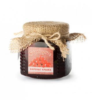 Варенье из ягод барбариса 250г Травы горного крыма