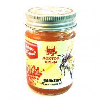 Бальзам Пчелинный яд обезболивающий