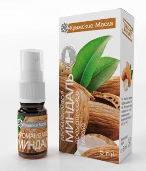 ароматическое масло миндаль спрей