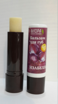 Бальзам для губ Изабелла Флора косметика