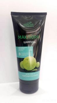 Шампунь маклюра для сухих и поврежденных волос