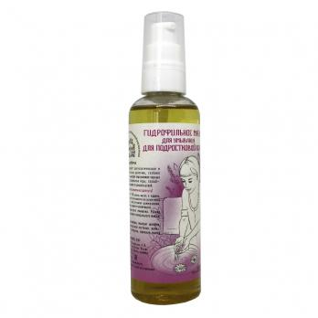 Гидрофильное масло для умывания для подростковой кожи 100мл Скифия