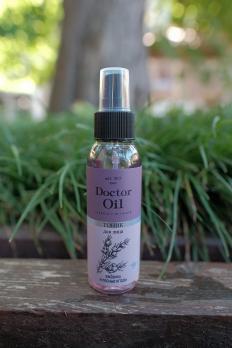 L'C Fresh Time Тоник (спрей) Ежевика и лесные ягоды 100 мл Doctor Oil