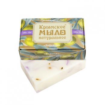 Крымское мыло натуральное Лаванда 100гр Дом природы купить