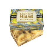 Крымское мыло натуральное Сера и деготь 100гр Дом природы купить