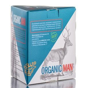 ORGANIC MAN 30 таблеток по 800 мг Doctor Oil