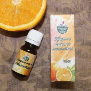 Апельсин эфирное масло 10мл Крымские Сказки