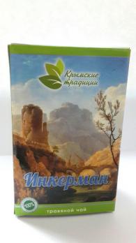 Травяной чай ИНКЕРМАН 40г. Крымские традиции