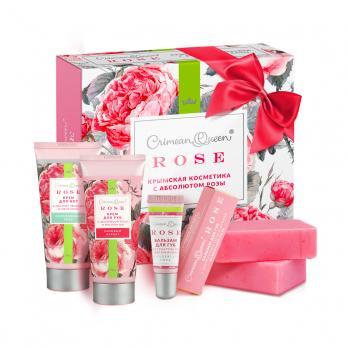 Crimean Queen ROSE Подарочный набор с абсолютом розы Дом Природы