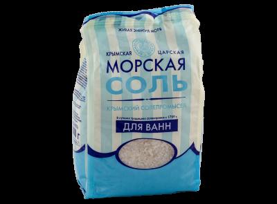Соль для ванн 1 кг рупный кристалл полиэтиленовая упаковка Галит купить