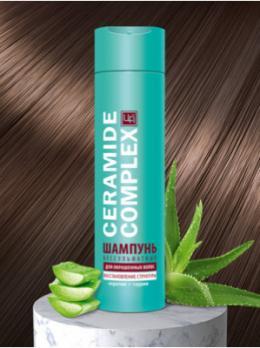 Шампунь бессульфатный Ceramide Complex для окрашенных волос Царство ароматов купить