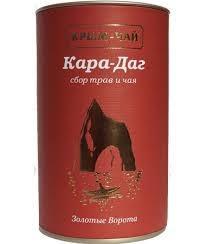 Крым чай «КАРА-ДАГ»туба 80г.