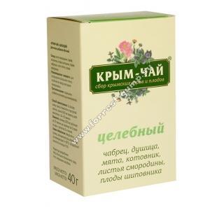Крым-чай «ЦЕЛЕБНЫЙ» 40г.