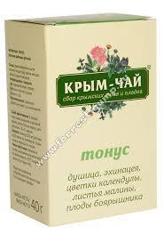 Крым-чай «ТОНУС» 40г.