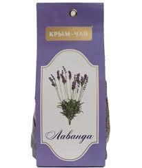 Крым-чай ЛАВАНДА моно-чай 40г.