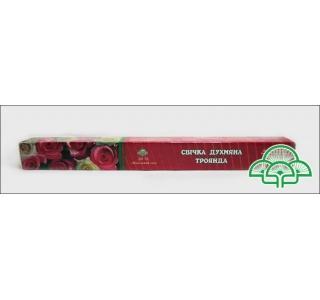 Свеча ароматическая Роза 1шт. Никитский Сад